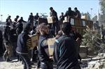 Vũ khí được tuồn vào Syria dưới vỏ bọc viện trợ nhân đạo