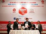 Toyota tài trợ 40 tỷ đồng cho V-League 2016