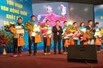 Hà Nội vinh danh các VĐV tiêu biểu 2015