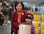 Vietjet gửi triệu lời chúc tốt lành đến hành khách