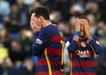 Barcelona mở đầu năm mới kém may
