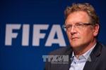 FIFA kéo dài thời gian đình chỉ công tác của TTK Jerome Valcke