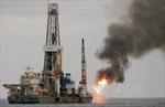 Giá dầu Brent tiếp tục giảm sâu xuống dưới 35 USD/thùng