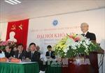 Nhà thơ Hữu Thỉnh tiếp tục làm Chủ tịch Liên hiệp các Hội Văn học NTVN