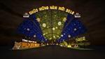 Đón xuân tưng bừng với lễ hội ánh sáng từ Bia Larue
