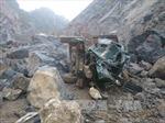 Xác định danh tính nạn nhân vụ sập mỏ đá Thanh Hóa