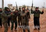 Đạt được thỏa thuận ngừng bắn tạm thời tại Syria