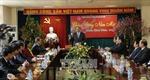 Phó Thủ tướng Nguyễn Xuân Phúc chúc Tết ngành Ngân hàng