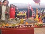 Tưng bừng lễ hội đền Trần - Thái Bình