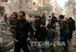 Nga, Mỹ thảo luận lệnh ngừng bắn ở Syria