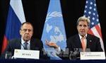 Mỹ-Nga đạt thỏa thuận tạm thời về lệnh ngừng bắn ở Syria