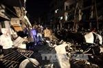 IS thừa nhận tiến hành các vụ đánh bom tại Syria