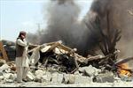 Đánh bom liều chết ở Afghanistan, hàng chục người thương vong