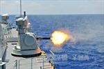 Trung Quốc sử dụng tàu hộ vệ tên lửa thế hệ mới