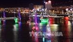 Diễu hành thuyền buồm vòng quanh thế giới Clipper trên sông Hàn