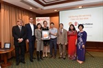 Hệ thống số hóa tiêm chủng của PATH Vietnam giành giải thưởng lớn