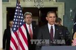Tổng thống Obama quyết tâm thúc đẩy TPP