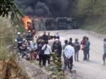 Khẩn trương khắc phục hậu quả vụ TNGT tại Hòa Bình