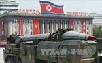 HĐBA LHQ lên án vụ phóng tên lửa mới của Triều Tiên