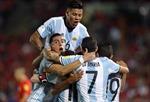 Argentina ngược dòng phục hận Chile