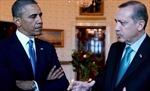 Ông Obama hội đàm với Tổng thống Thổ Nhĩ Kỳ
