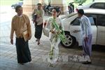 """Quân đội Myanmar phản đối bà Suu Kyi làm """"cố vấn nhà nước"""""""