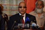 Tổng thống Nam Phi xin lỗi dân trên truyền hình quốc gia