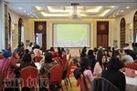 Đại sứ quán Việt Nam tại Bắc Kinh tổ chức giao lưu phụ nữ ASEAN