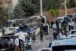 Bắt nghi phạm chính vụ đánh bom xe cảnh sát Thổ Nhĩ Kỳ