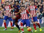 Đại chiến Barcelona - Atletico Madrid