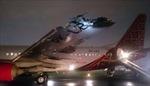 Indonesia: Hai máy bay va chạm trên đường băng