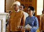 Quốc hội Myanmar phê chuẩn các đề cử nội các