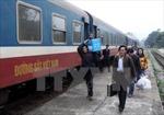 Đường sắt tiếp tục nối thêm toa phục vụ cao điểm Tết