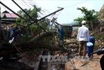 Mưa đá, lốc xoáy làm thiệt hại trên 2.000 nhà tại Điện Biên