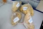 50% mẫu măng tươi tại Hà Tĩnh chứa vàng ô