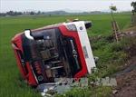 Ngày đầu kỳ nghỉ lễ, 34 vụ tai nạn giao thông