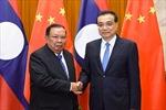 Trung Quốc và Lào thúc đẩy quan hệ đối tác chiến lược toàn diện