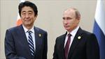 """Ông Shinzo Abe đã phá vỡ thế """"bị cô lập"""" của Nga"""