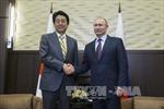 Nga-Nhật xem xét vấn đề hiệp ước hòa bình