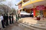 Náo nức bầu cử sớm ở huyện đảo Trường Sa