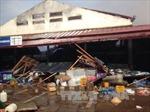 Vụ cháy chợ người Việt ở Lào gây thiệt hại hàng triệu USD