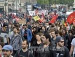 Công nhân Pháp lại sục sôi biểu tình