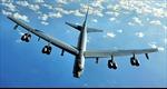 """""""Pháo đài bay"""" B-52 Mỹ rơi tại đảo Guam"""
