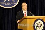 Mỹ họp báo quốc tế về chuyến thăm Việt Nam của ông Obama