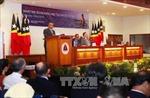 Hội nghị quốc tế về ranh giới hàng hải và luật biển tại Timor-Leste