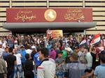 """Hàng nghìn người biểu tình Iraq xâm nhập """"Vùng Xanh"""""""