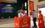 Bắc Ninh: 99,1% cử tri đi bầu cử