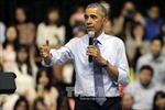 Ông Obama giao lưu với hơn 800 thủ lĩnh trẻ Việt Nam