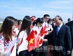 Thủ tướng tới Nhật Bản dự Thượng đỉnh G7 mở rộng