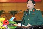 Bộ trưởng Ngô Xuân Lịch làm việc với Bộ Tổng tham mưu, Tổng cục Chính trị